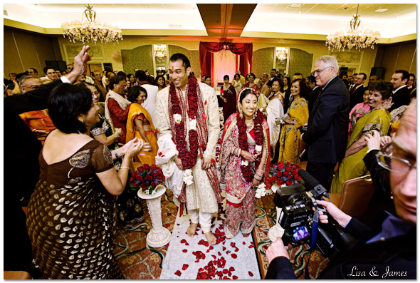 Ria & Parag, Hindu Wedding