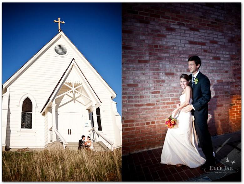 Old St Hilary's Wedding, Tiburon