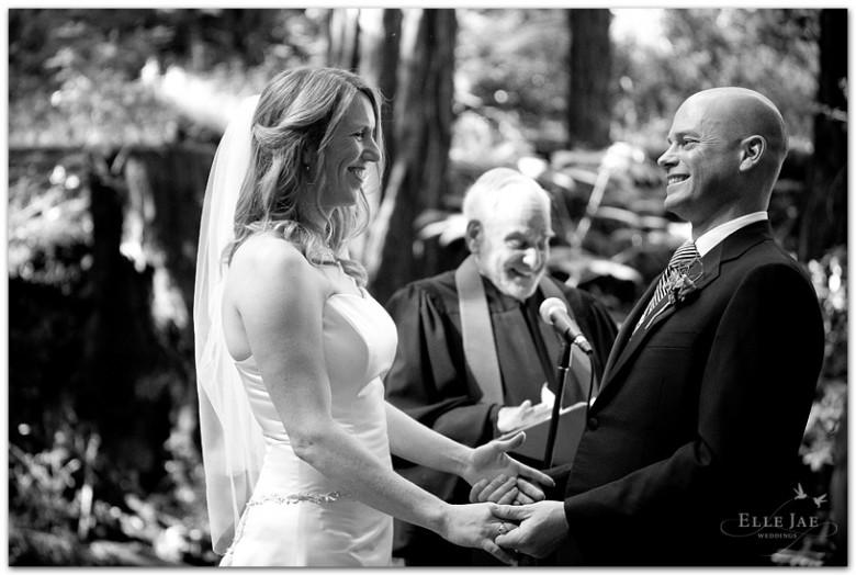 Ralston White Retreat Wedding