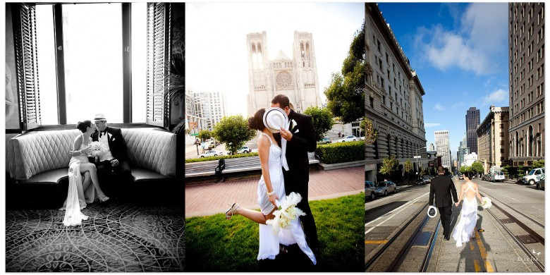 San Francisco Fairmont Wedding