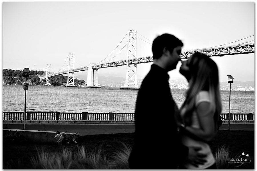 Kelley & Brian, San Francisco Engagement Photos