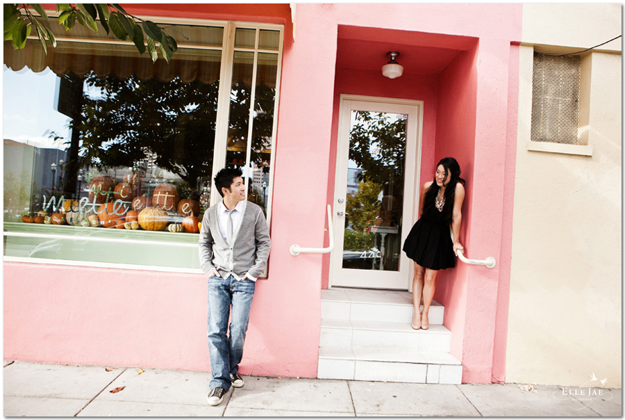Ling & Chris, San Francisco Engagement Session
