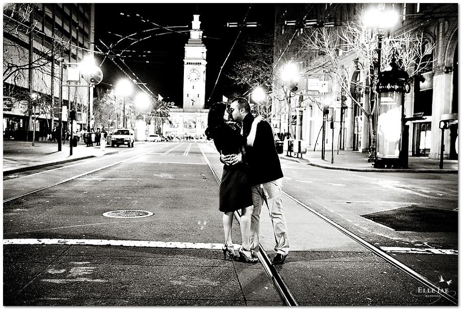 Dipti & Hiten, San Francsico Engagement Photography
