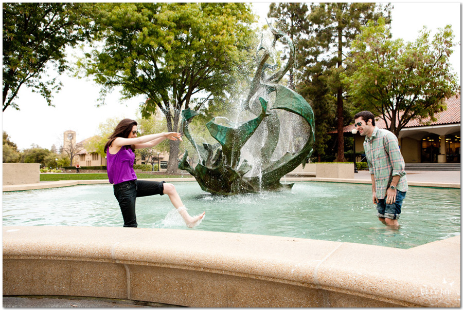 Stanford Engagement Pictures