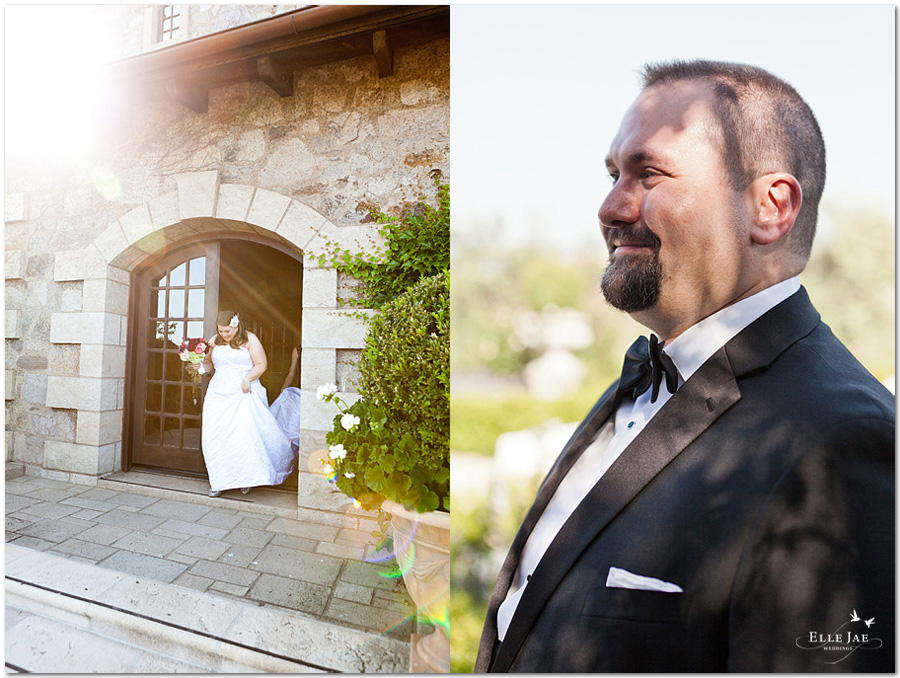 V Sattui Napa Winery Wedding Photography by Elle Jae