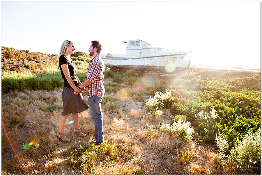 Engagement Session in Sonoma