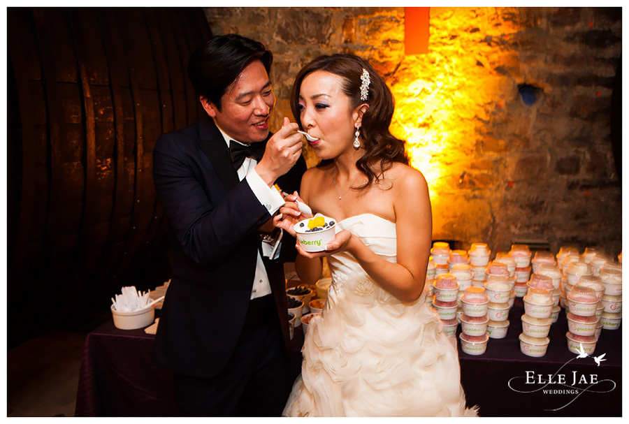 Culinary Institute Greystone Wedding St Helena
