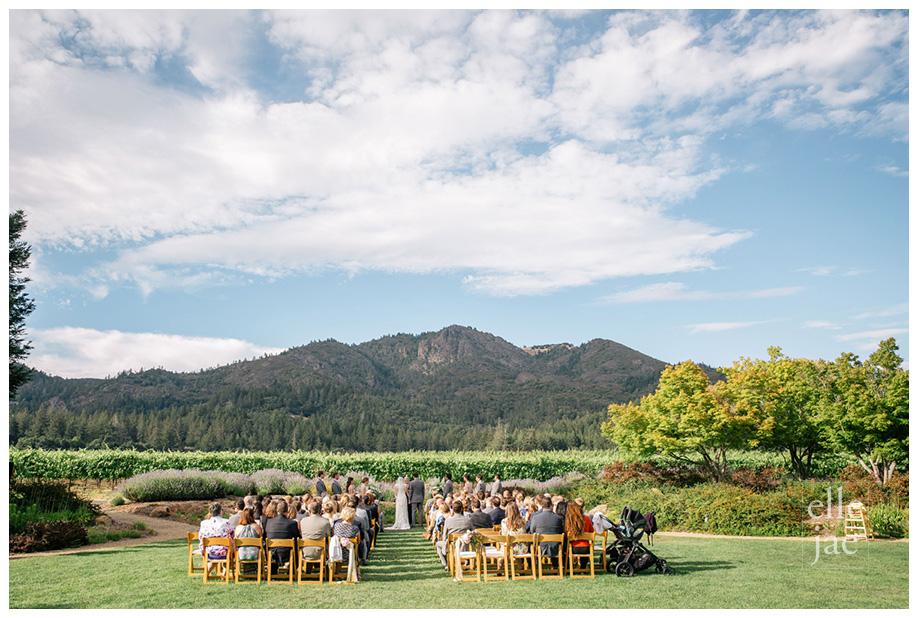 St Francis Sonoma Winery Wedding