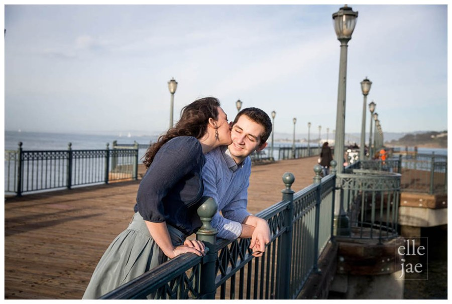 Oakland San Francisco Engagement 06