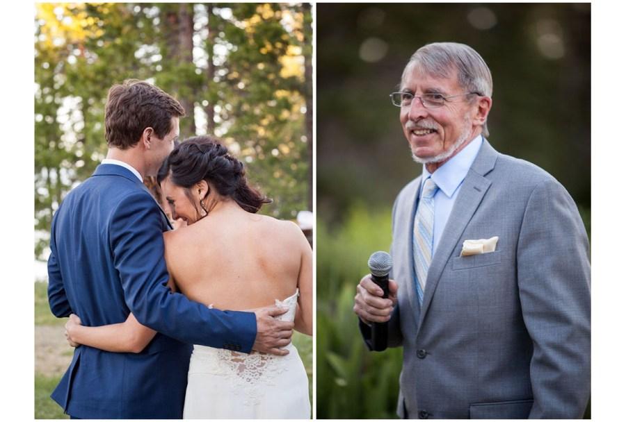 44 tahoe wedding