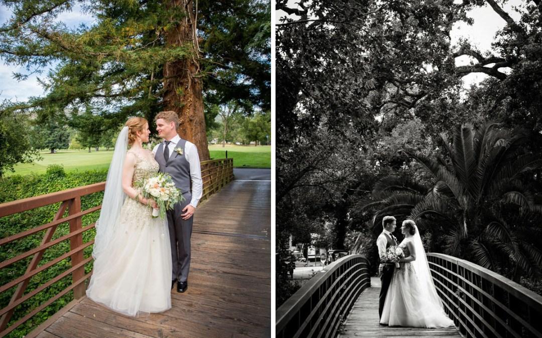Sarah and Andrew – Silverado Summer Wedding