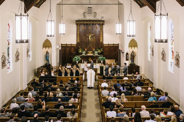 napa catholic wedding 4