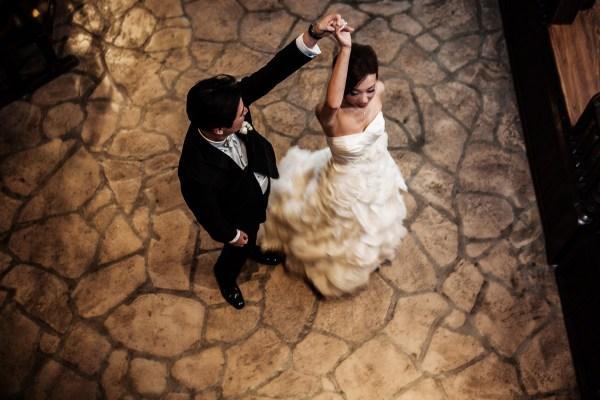 napa wedding dance