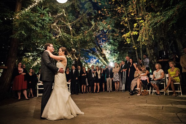 vine hill wedding dance