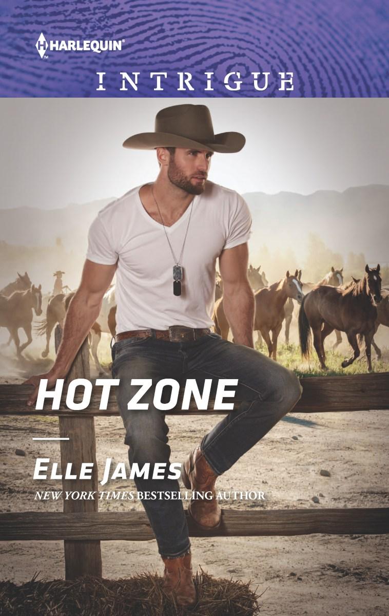 Elle James Myla Jackson Rodeo Bundling 1 Navy M Hot Zone