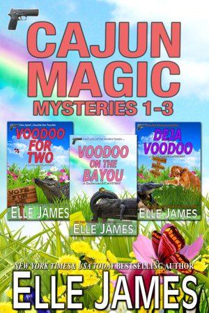 Cajun Magic Mysteries: Books 1-3