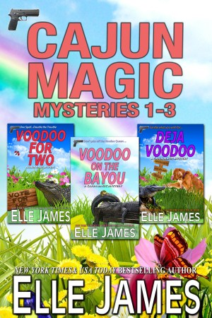 Cajun Magic Mysteries: Books 1-3