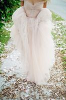 tulle-off-shoulder-wedding-gown