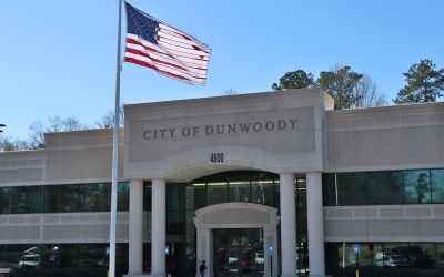 city of dunwoody ga