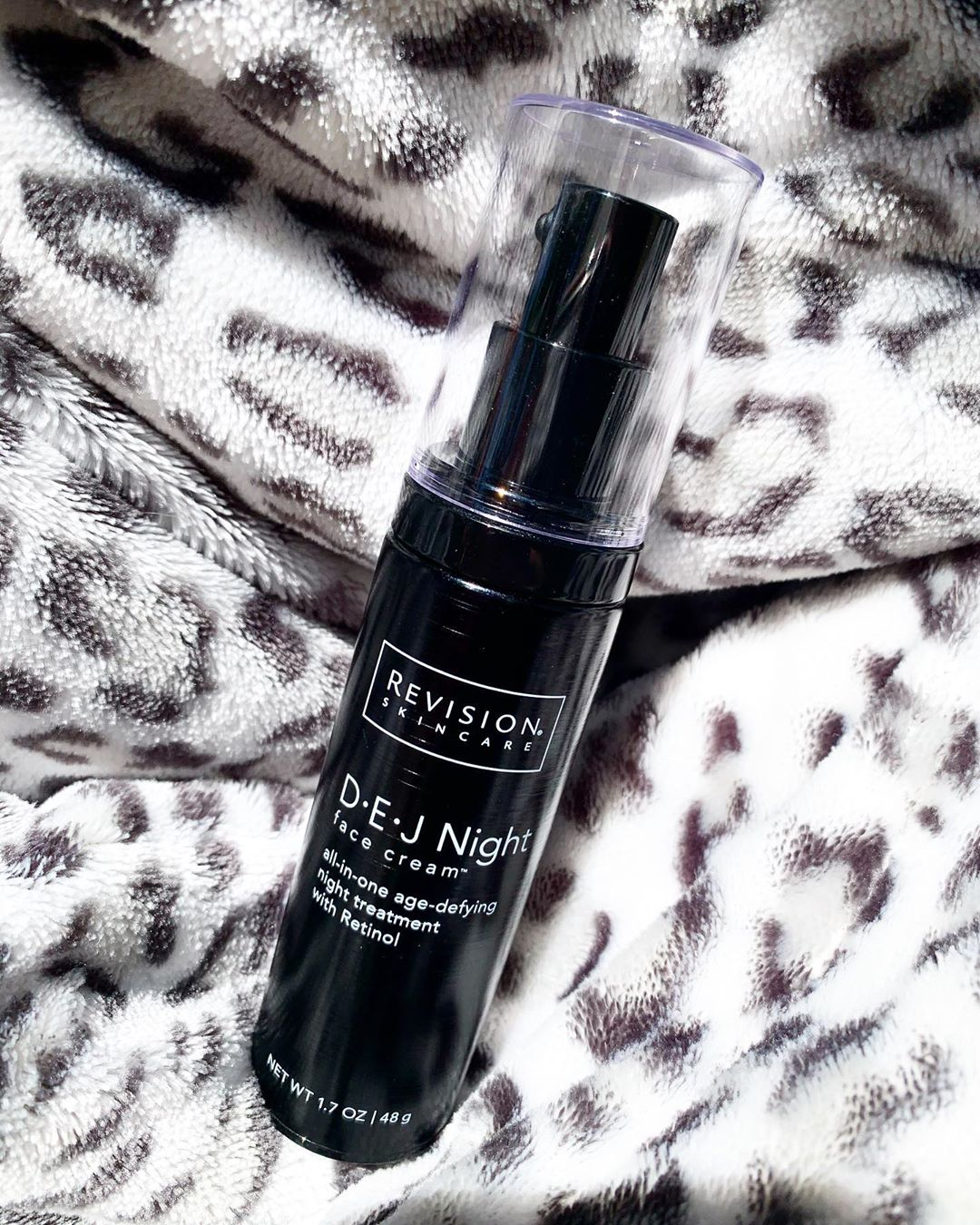revision skincare dej night cream