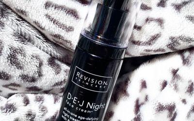 revision skincare dej night cream
