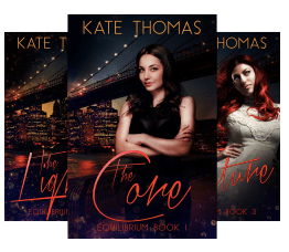 The Equilibrium series by Kate Thomas