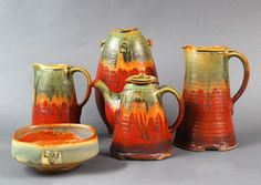 Pouring Vessels