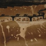 detail of Untitled artist's book (Convoy)