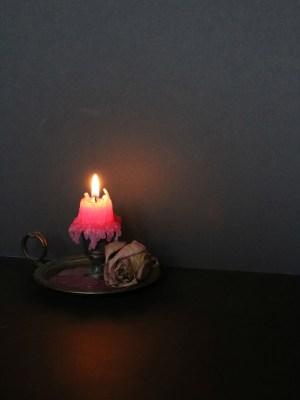 Tænd et lys for din sorg