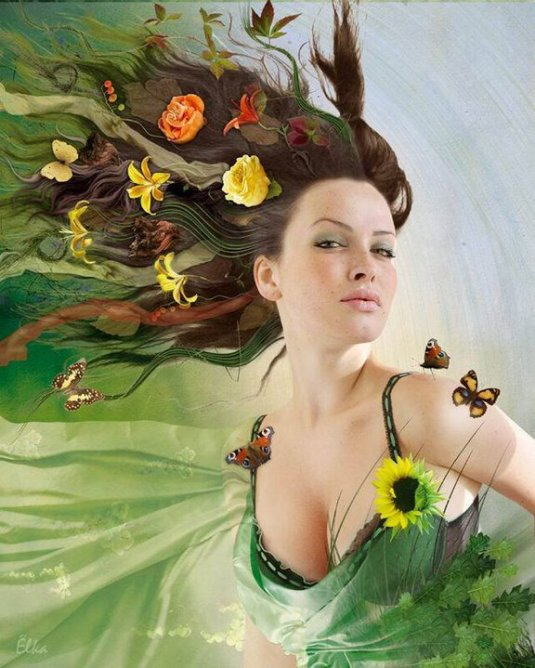 mujer flor_mágico_despertar