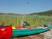 Plenty of canoe carts