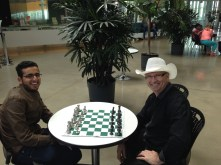 Chess at Commonwealth Recreation Centre