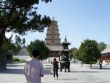 Big Wild Goose Pagoda (Buddhist)