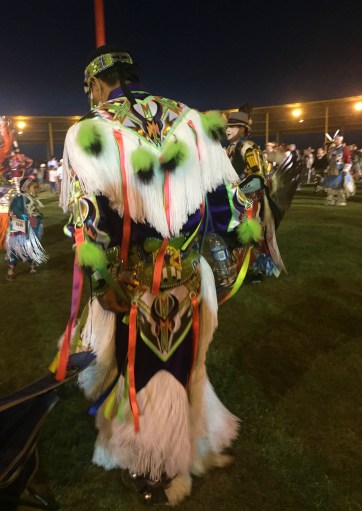 Grass dancer: intertribal