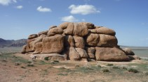 Beautiful granite rocks...