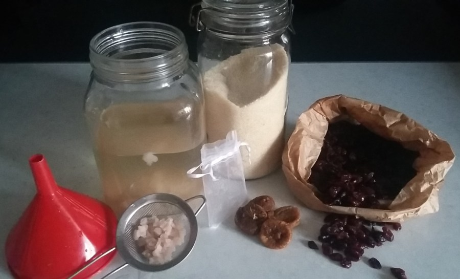matériel-pour-faire-boisson-kefir-de-fruit