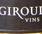 Giroud Vins label