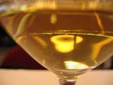 Well-aged late harvest sweet wine from Valais, Petite Arvine