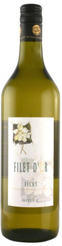 wine white Chasselas Féchy Filet dOr Bolle_191115