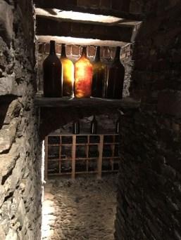 The cellar, Matasci