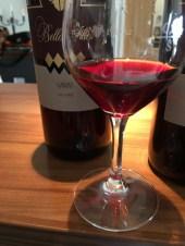 wine red Gamay Cave de Geneve Belles Filles_260516