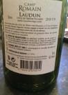 wine white blend Camp Romain Laudun_200916