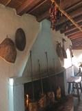 Sardinia Oliena Agriturismo Camisadu meat spit open fire_191016