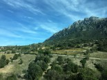 Granite mountains, scrub cover much of Sardinia
