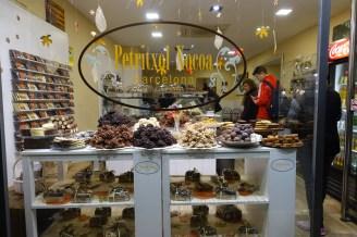 Barcelona chocolate shop_101117