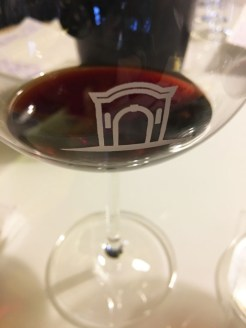 wine red Sagrantino Montefalco Pannone glass Antonelli_261017