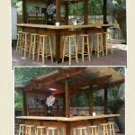 Super Easy Diy Backyard Projects On A Budget Outdoor Bars Wood Decor 2019 2020