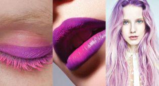 Make-up tutorials: Radiant Orchid