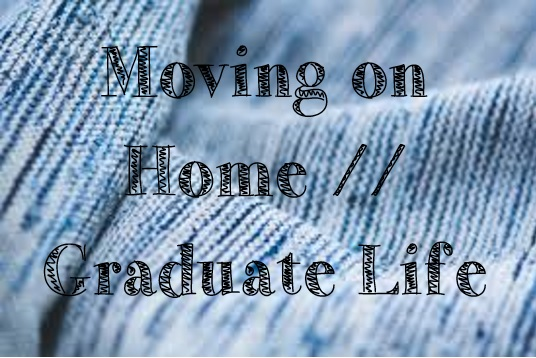 Moving on Home