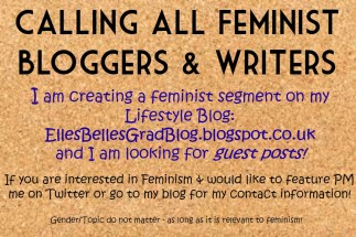 Call for Guest Posts | Feminism